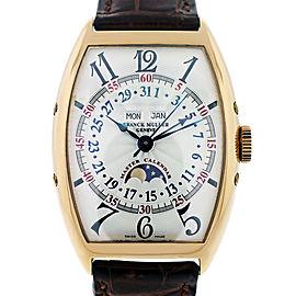 Franck Muller Master Calendar 6850 MC L Rose Gold Watch