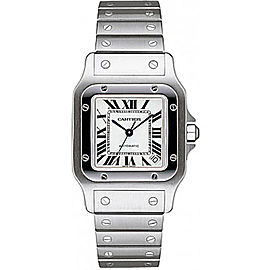 Cartier Santos Galbee W20098D6 Stainless Steel 45.54mm Automatic Mens Watch