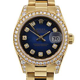 Rolex Datejust 179158 Womens 26mm Watch