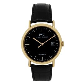 IWC Portifino IW353318 18K Rose Gold Automatic 38mm Mens Watch