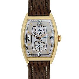 Franck Muller 2852MBHV Master Banker Havana 18k Rose Gold Watch