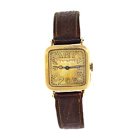 Patek Philippe Vintage 25mm Mens Watch