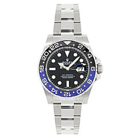 Rolex Master GMT II 116710 40mm Mens Watch