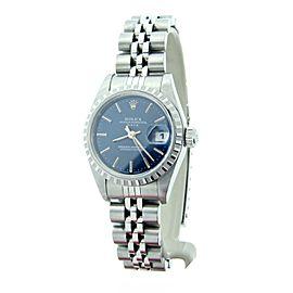 Rolex Date 69240 26mm Womens Watch