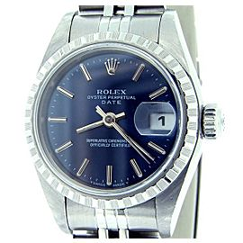 Rolex Date 69240 26mm Womens Watch