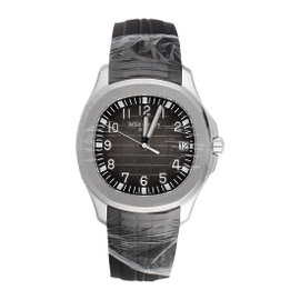 Patek Philippe Aquanaut 5167A-001 Stainless Steel with Black Dial Automatic 40mm Mens Watch