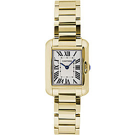 Cartier Tank Anglaise W5310014 22.7mm Womens Watch