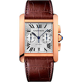 Cartier Tank MC W5330005 44mm Mens Watch