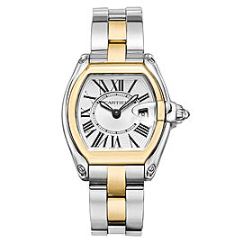 Cartier Roadster W62026Y4 31mm Womens Watch
