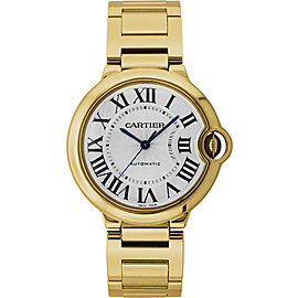Cartier Ballon Bleu W69003Z2 36.2mm Unisex Watch