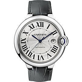 Cartier Ballon Bleu W69016Z4 42.1mm Mens Watch