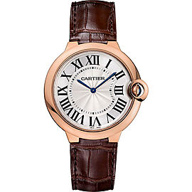 Cartier Ballon Bleu W6920083 40mm Mens Watch