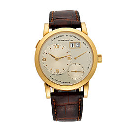 A. Lange & Söhne Lange 1 101.021 38.5mm Mens Watch