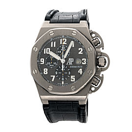 "Audemars Piguet Royal Oak Offshore ""T3"" Terminator Special Edition 25863TI.OO.A001CU.01 Watch"