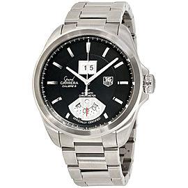 Tag Heuer Grand Carrera WAV5111.BA0901 43mm Mens Watch