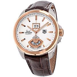 Tag Heuer Grand Carrera WAV5152FC6231 43mm Mens Watch