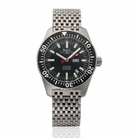 Ball Watch Engineer Master II Skindiver DM2108A-S-BK 41mm Mens Watch
