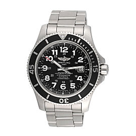 Breitling Superocean II A17392D7/BD68 Stainless Steel Automatic 44mm Mens Watch