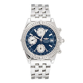 Breitling Chronomat A13352 Stainless Steel 40mm Mens Watch