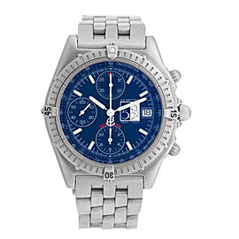 Breitling Limited Edition 50th Anniversary US AirForce A13050 Stainless Steel Mens Watch
