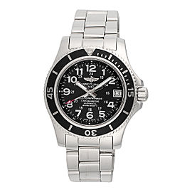 Breitling Superocean II A17312C9/BD91-179A Stainless Steel Automatic 36mm Mens Watch