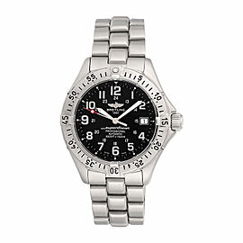 Breitling Super Ocean A1734509/B409 Stainless Steel Automatic 41.5mm Mens Watch