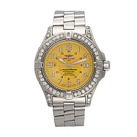 Breitling Superocean A17360 42mm Unisex Watch