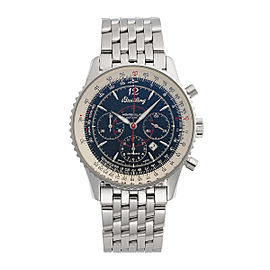 Breitling Navitimer Montbrilliant A41030 38mm Mens Watch
