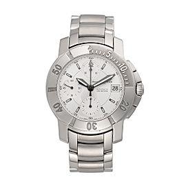 Baume & Mercier Capeland Chronograph 65352 Mens 38mm Watch