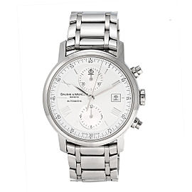 Baume & Mercier Classima 65591 8732 Executive XL Chronograph 42mm Mens Watch