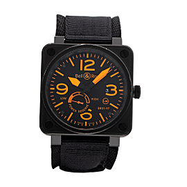 Bell & Ross Aviation BR01-97 Limited Edition 46mm Mens Watch