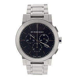 Burberry The City Chrono BU9351 42mm Mens Watch