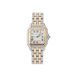 Cartier Two Tone Panthere Quartz 11102 Watch