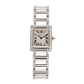 Cartier Tank 25mm Womens Watch