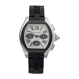 Cartier Roadster XL Sport W6206020 49.2mm Mens Watch