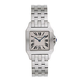 Cartier Santos Demoiselle W25065Z5 Stainless Steel 26mm Unisex Watch