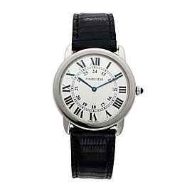 Cartier Large Ronde Solo 2934 36mm Womens Watch
