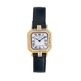 Cartier 18K Tri-Color Gold Womens Watch