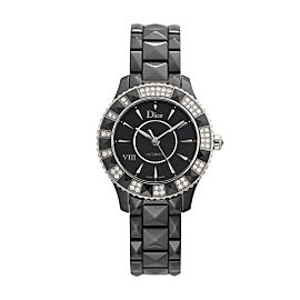 Christian Dior VIII CD1235E0C001 33mm Womens Watch