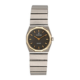 Concord Mariner SG 15.61.145 Gold Plated Stainless Steel Quartz 24.5mm Womens Watch