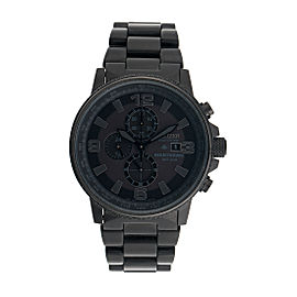 Citizen CA0295-58E Eco-Drive Nighthawk 42mm Stainless Steel Mens Watch