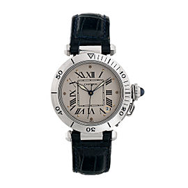Cartier Pasha Stainless Steel Automatic 35mm Unisex Watch
