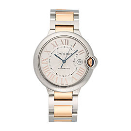 Cartier Ballon Bleu W6920095 42mm Mens Watch