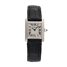Cartier Tank 2403 23mm Womens Watch