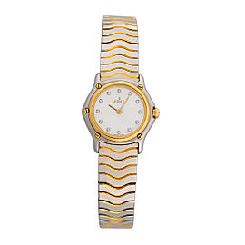 Ebel Mini Wave 24mm Womens Watch