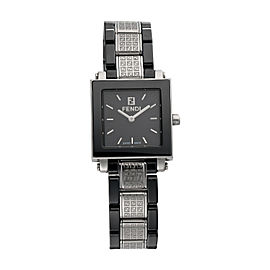 Fendi Square 25mm Womens Watch