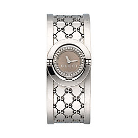 Gucci 112 Twirl YA112416 23mm Womens Watch