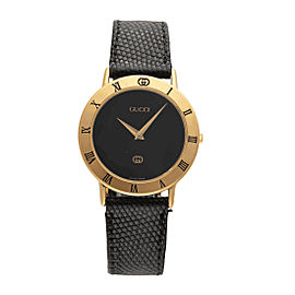 Gucci 3000M 35mm Unisex Watch