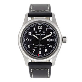 Hamilton Khaki Automatic Field Mens Watch