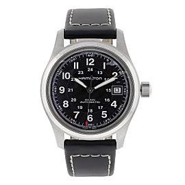 Hamilton Khaki Automatic Field Mens Watch